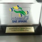 POLI RACING - trofeu SAE BRASIL 2013